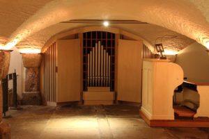 Krypta in der St. Mixhaeliskirche