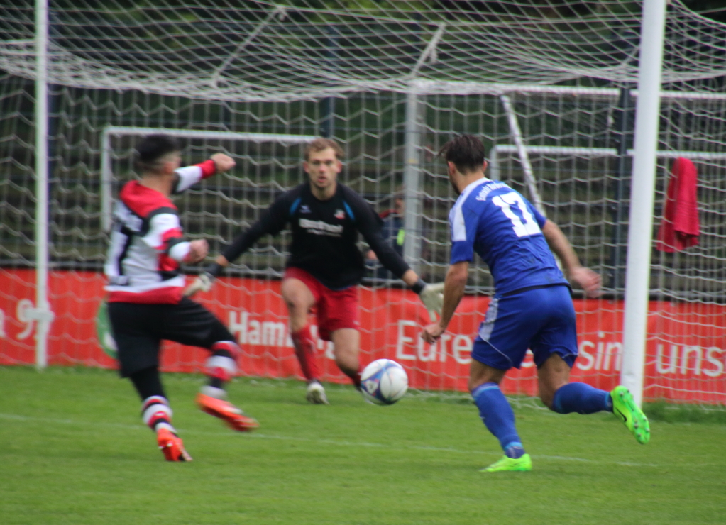 Altona 93 vs Eintracht Norderstedt