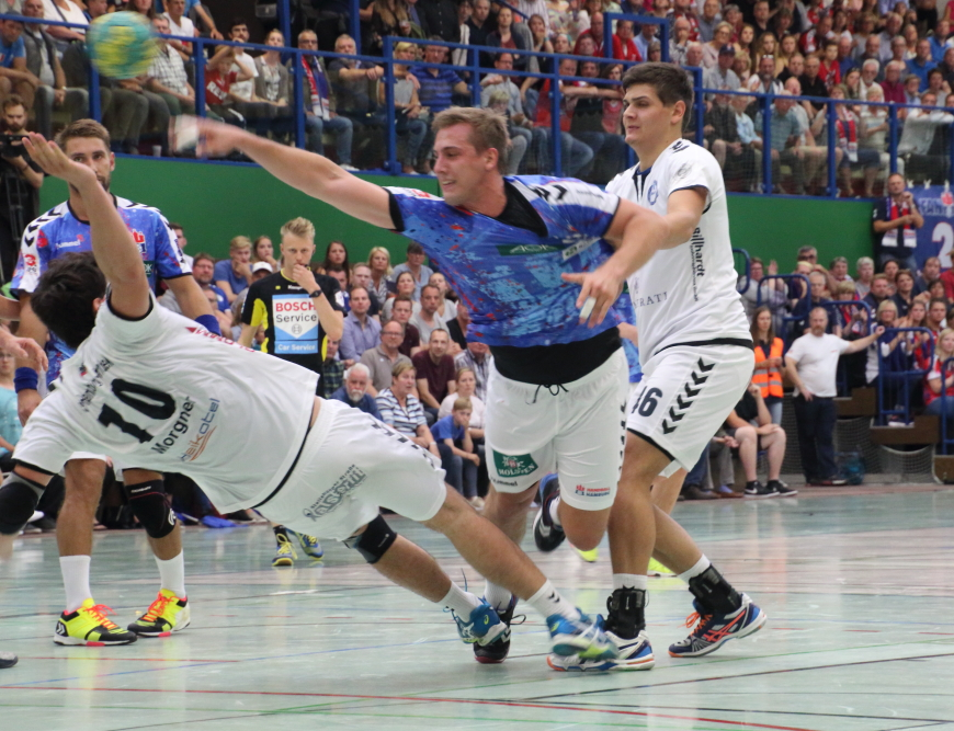 HG Hamburg Barmbek vs Handball SV Hamburg