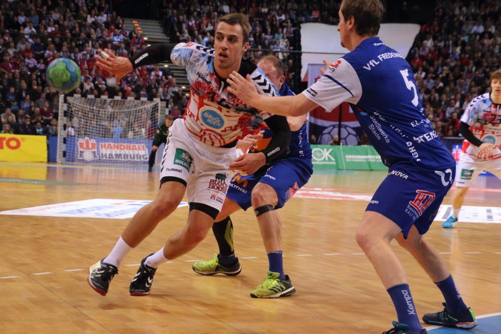 HSV Handball vs Fredenbeck
