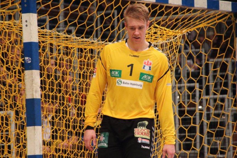 Torhüter Justin Rundt