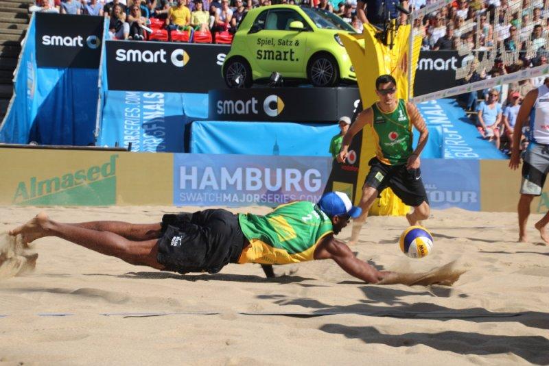 Beach-Volleyball Major Finale