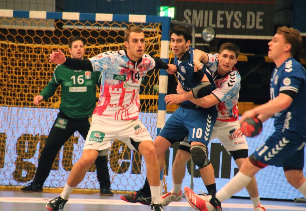 HSV Handball vs HG Barmbek