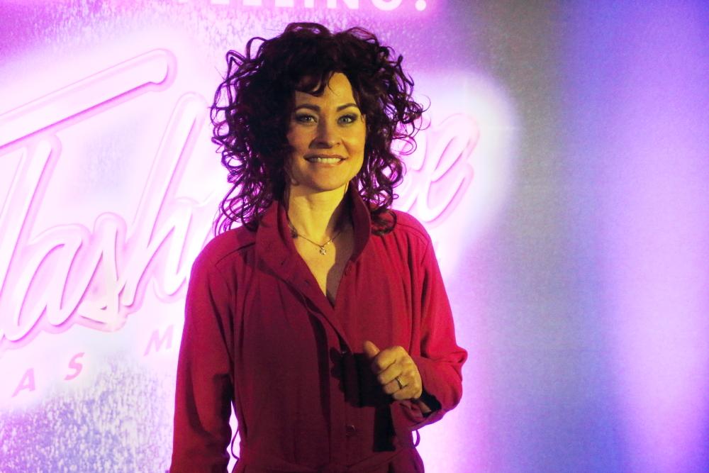 Flashdance Darstellerin Hanna von Spret