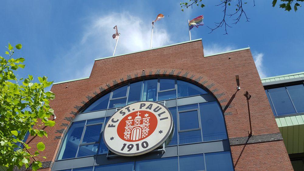 Geschäftsstelle des FC St. Pauli