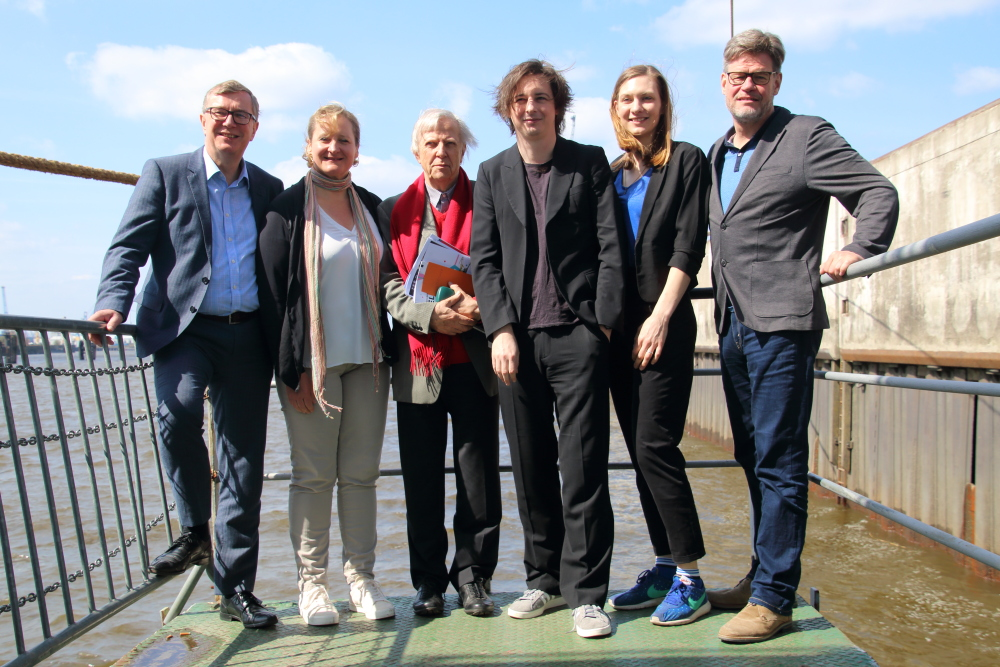 Dr. Reiner Brüggestrat, Nina Sauer, Karsten Jahnke, Michael Wollny, Ina Lieckfeldt, Alexander Schulz
