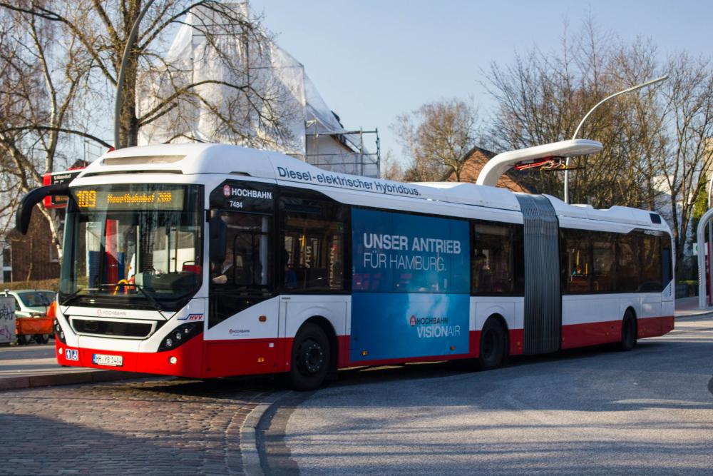 Hybridbuss