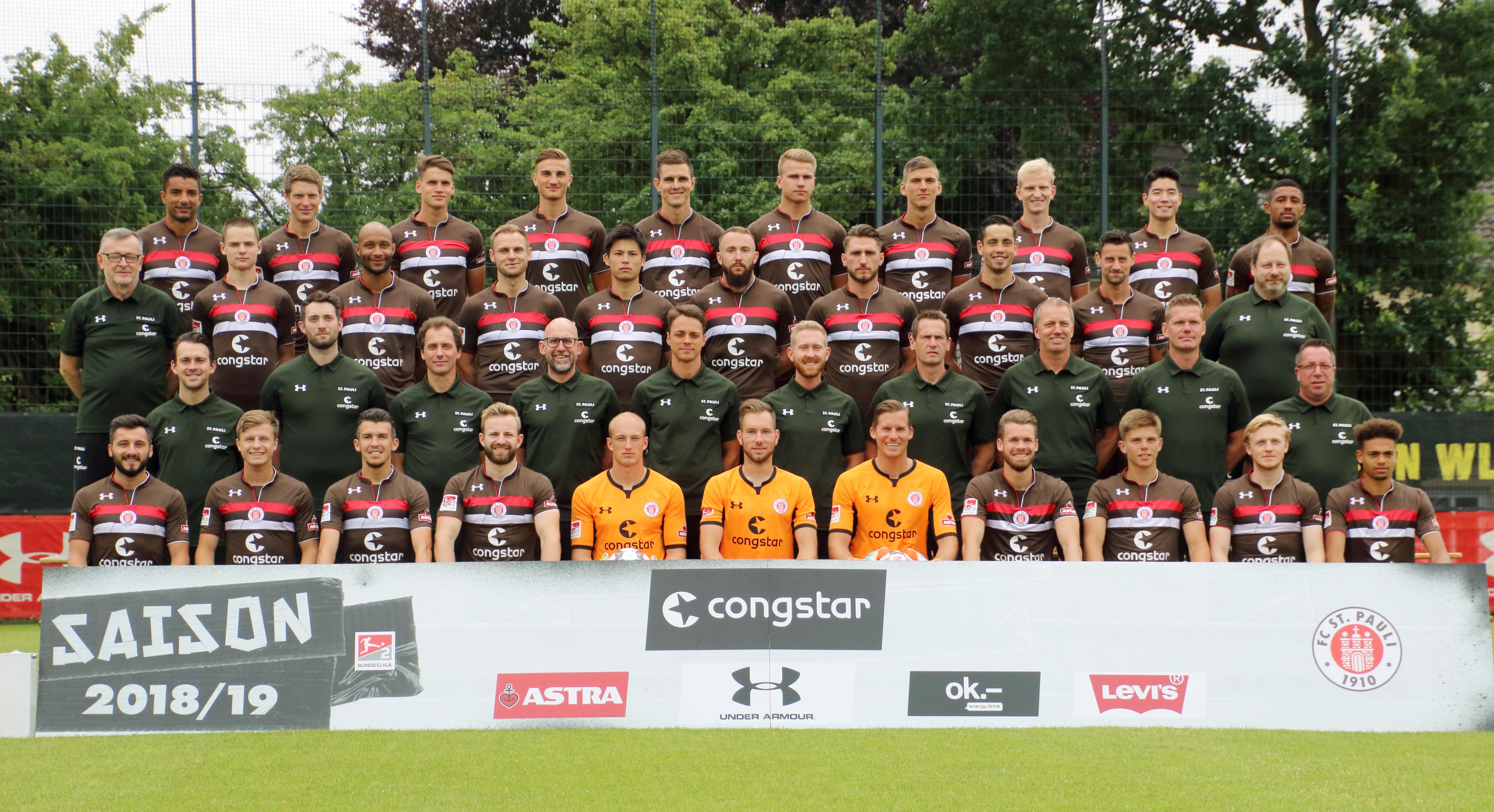 FC St. Pauli 2018/19