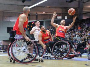 Großbritannien zieht gegen Spanien ins Viertelfinale ein