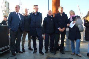 örries von Notz,Dieter Peters-Kühnel, Ulf Derwald, Joachim Kaiser, Dr. Rolf-Barnim Foth und Silvia Nieber