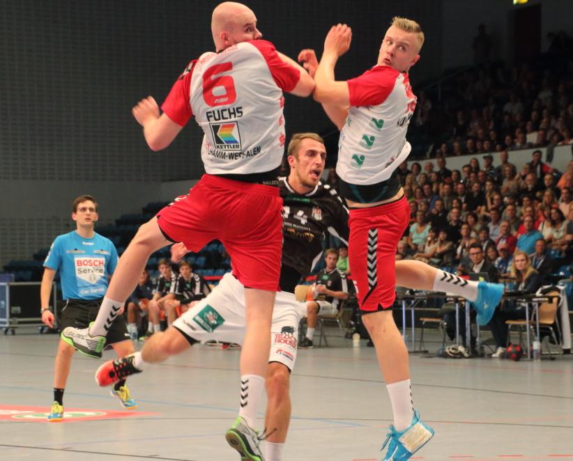 HSV Hamburg vs ASV Hamm