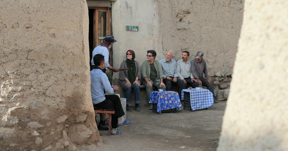 """Szene aus """"Drei Gesichter"""" von Jafar Panahi"""