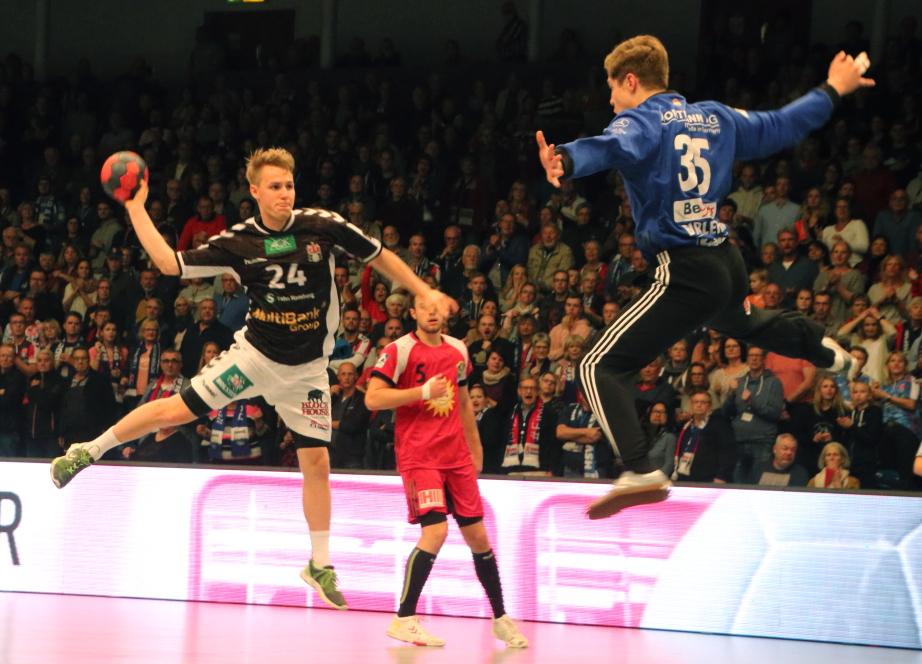 HSVH vs Lübecke