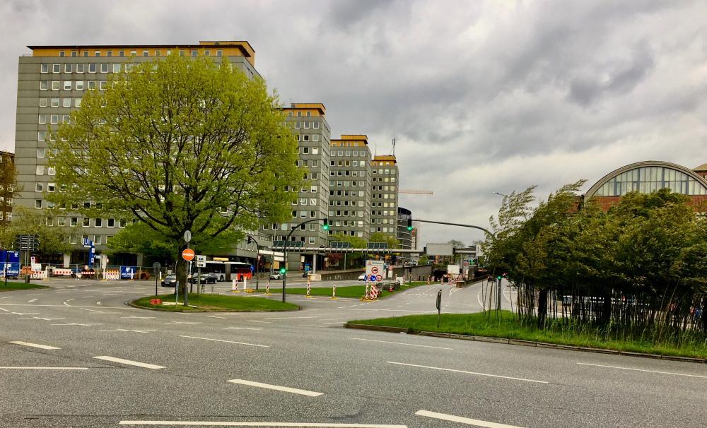 Hochhäuser am Klosterwall