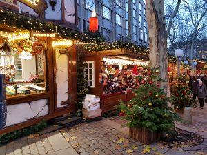 Weihnachtsmarkt Gerhard-Hauptmann-Platz