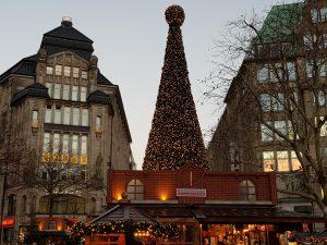 Weihnachtsmarkt Spitaler Straße