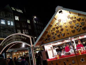 Weihnachtsmarkt Gänsemarkt