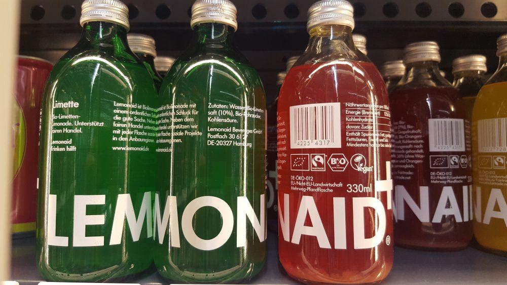 Bio-Limonade Lemonaid