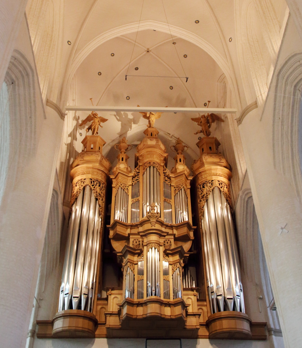 Arp Schnitger Orgel St. Katharinen