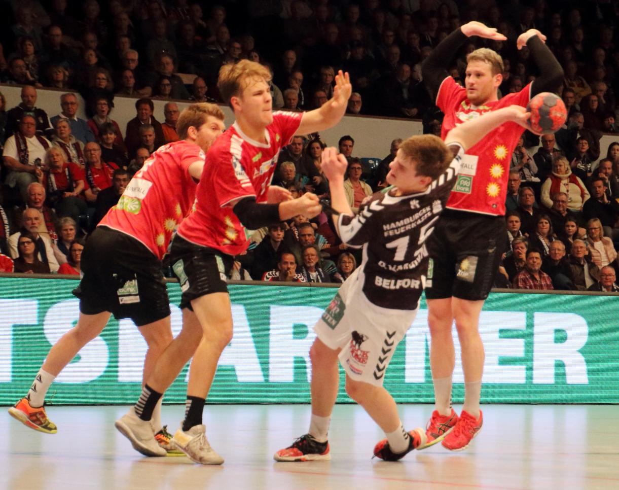 HSVH vs Rhein-Vikings