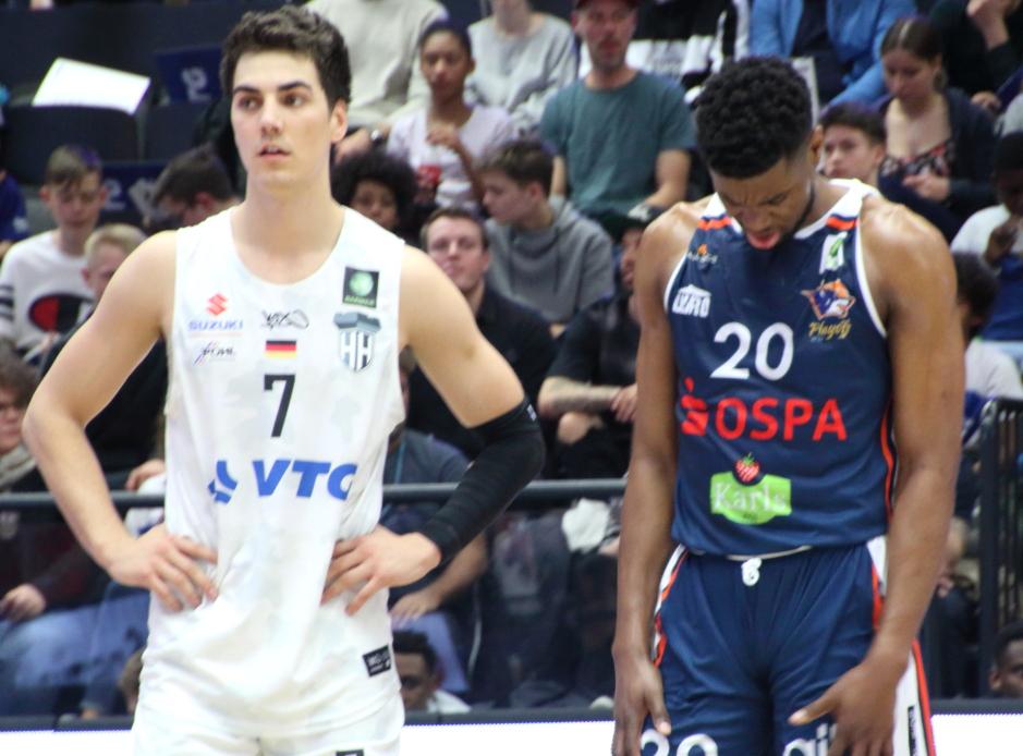 Max Montana und Yannick Anzuluni