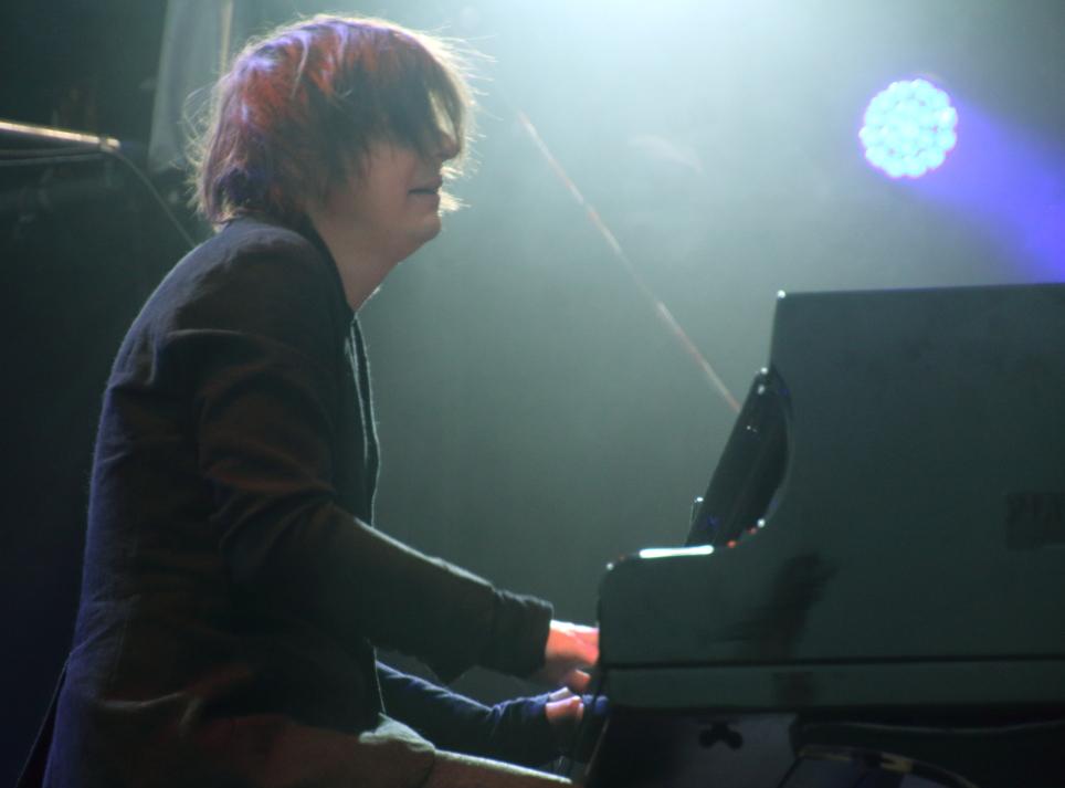 Michael Wollny am Piano