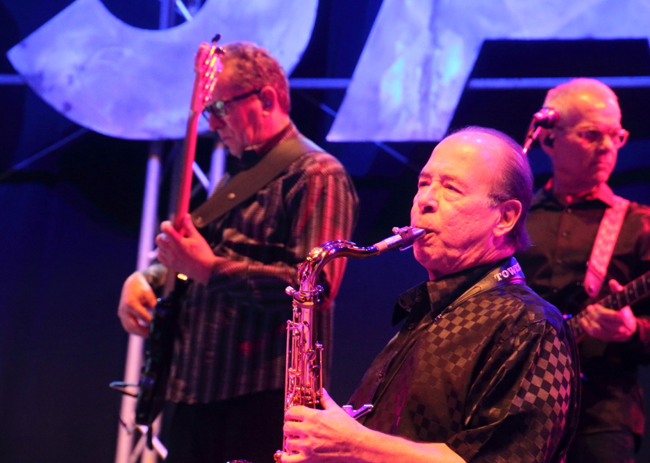 Funky Grooves mit Tower of Power