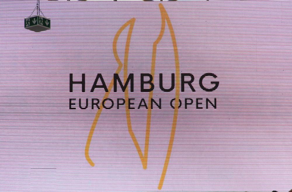 Das Logo für die Hamburg European Open 2020