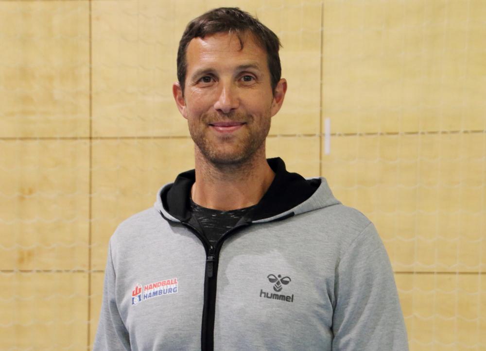 Trainer Torsten Jansen