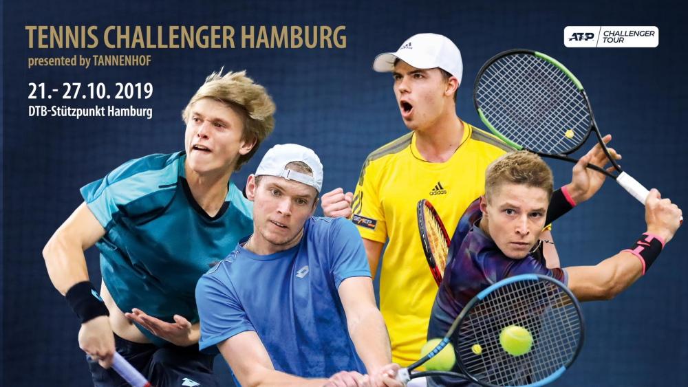 Tennis Challenger Hamburg 2019