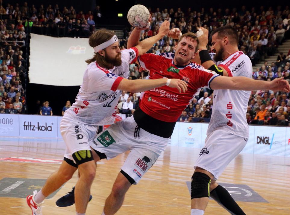HSVH vs Ferndorf