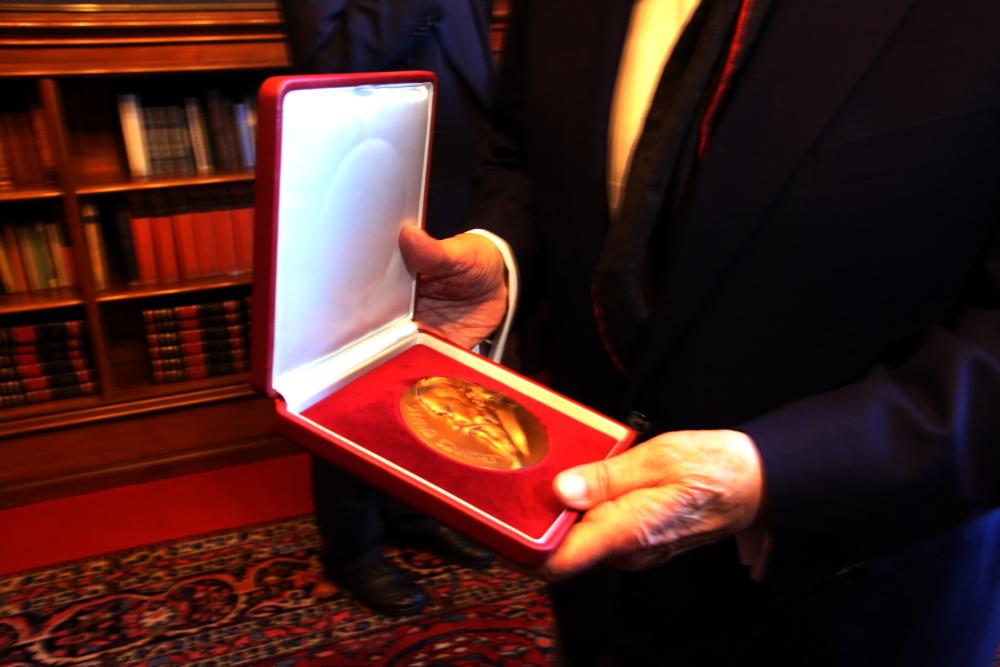 Die Brahms-Medaille