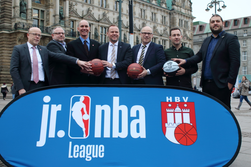 Jr NBA League Hamburg