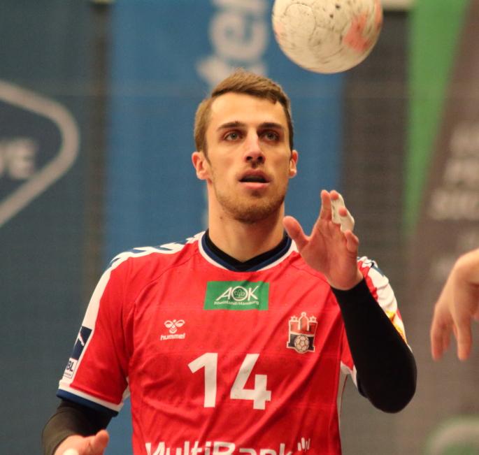 Lukas Ossenkopp bleibt ruhig
