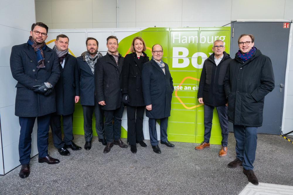 Hamburg Box