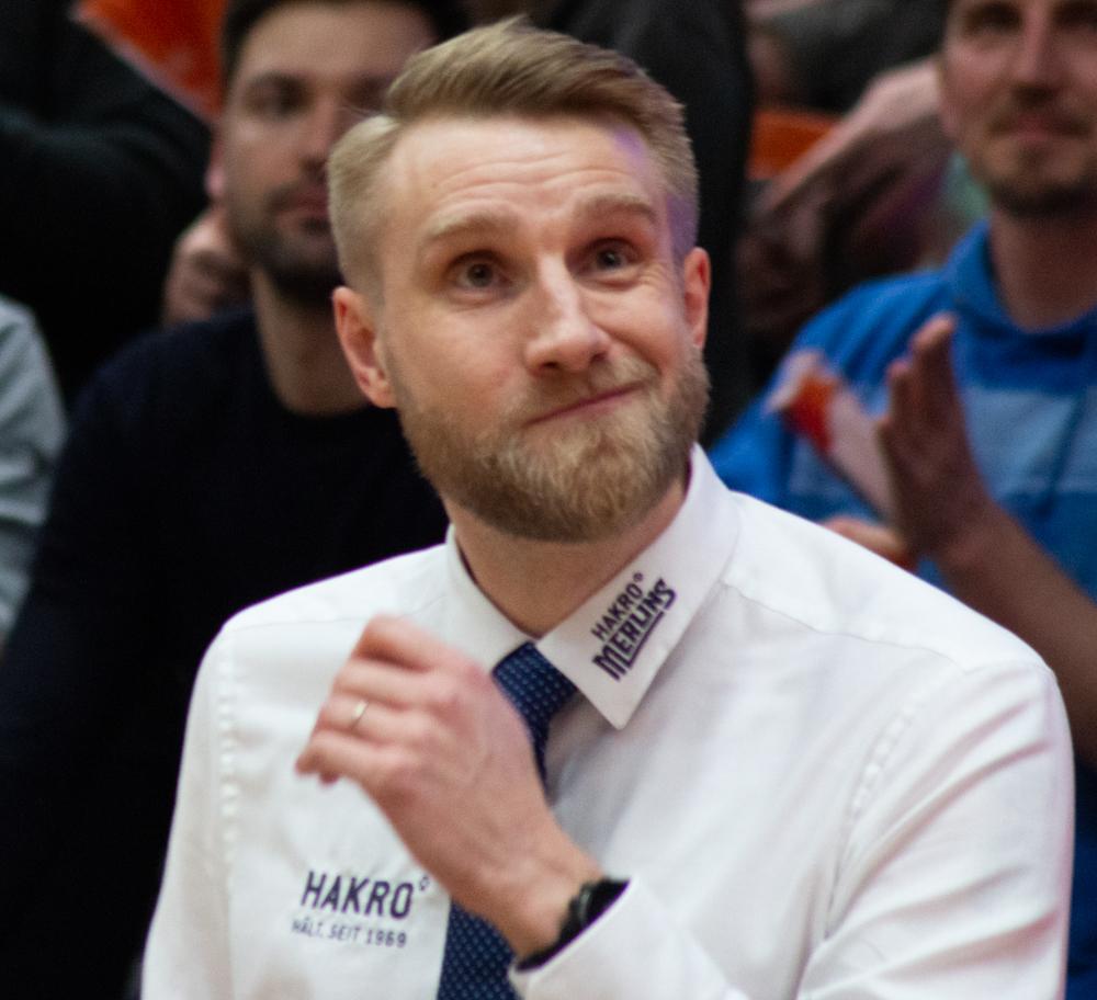 Tuomas Iisalo ist mit einigen Schiedsrichter-Entscheidungen nicht einverstanden