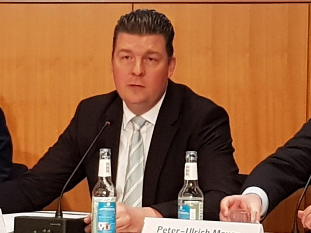 Finanzsenator Andreas Dressel