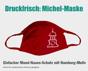 Anzeige Michel-Maske