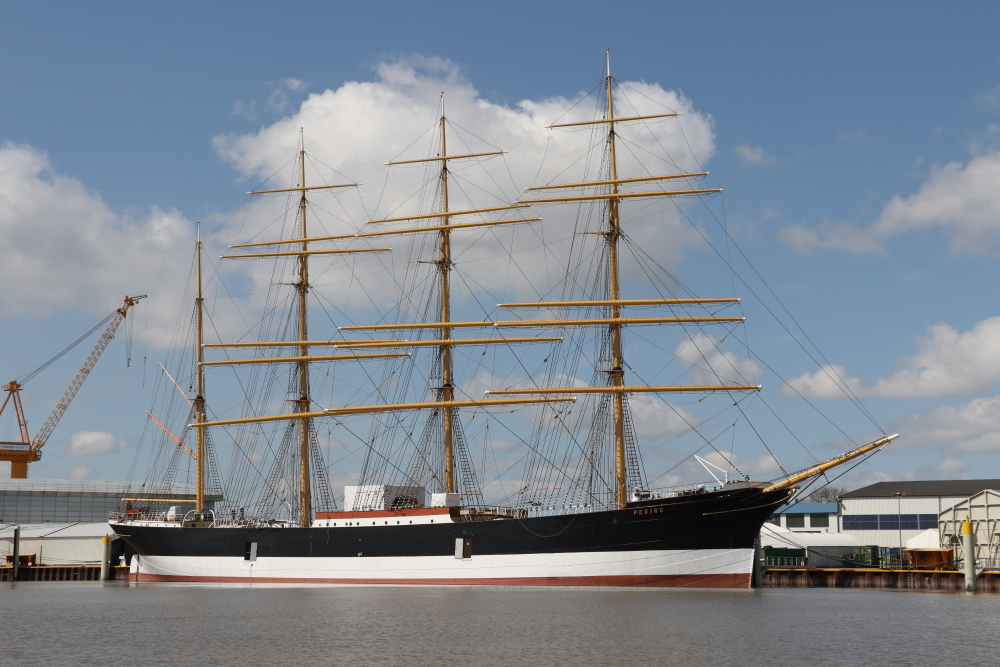 PEKING_Stiftung Hamburg Maritim