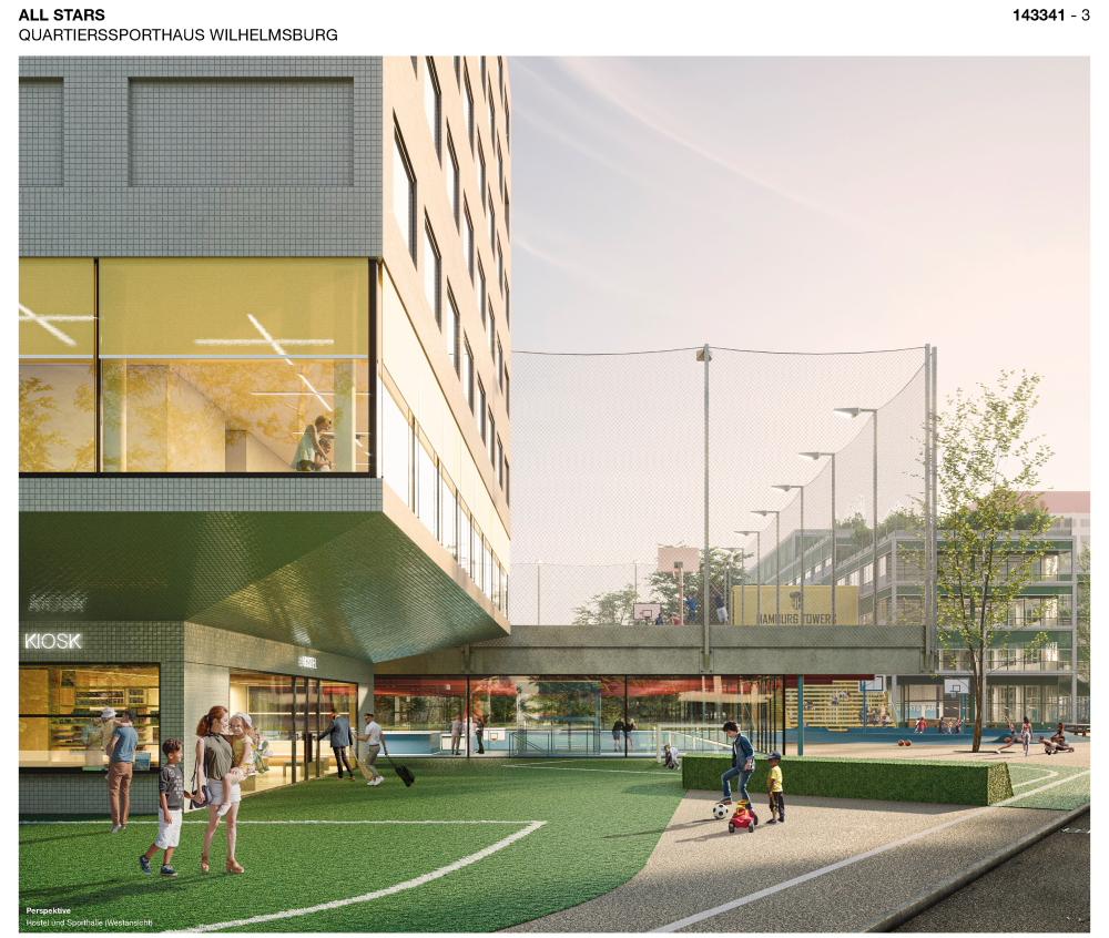 Quartieszentrum Wilhelmsburg