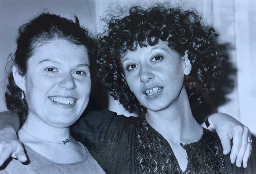 Judith Landshut und ihre Schwester