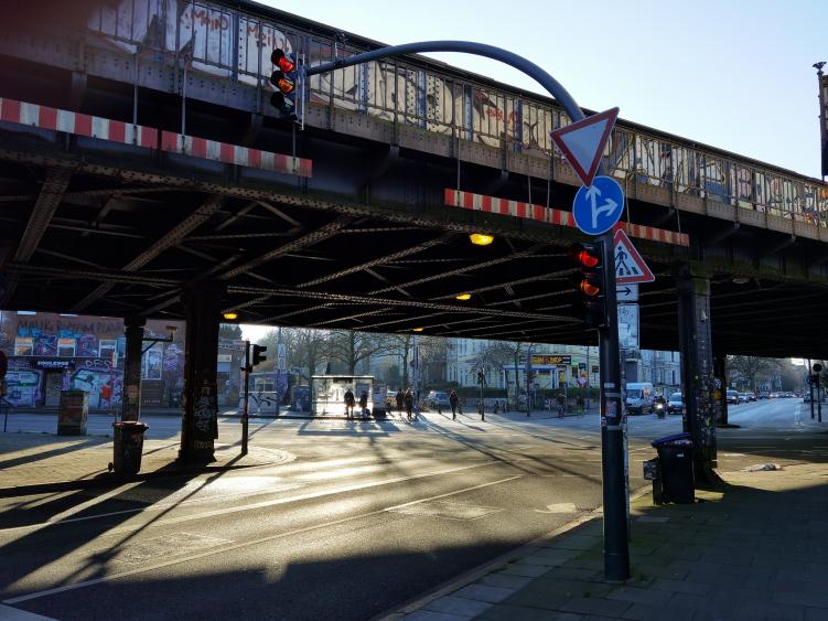 Sternschanzenbrücke