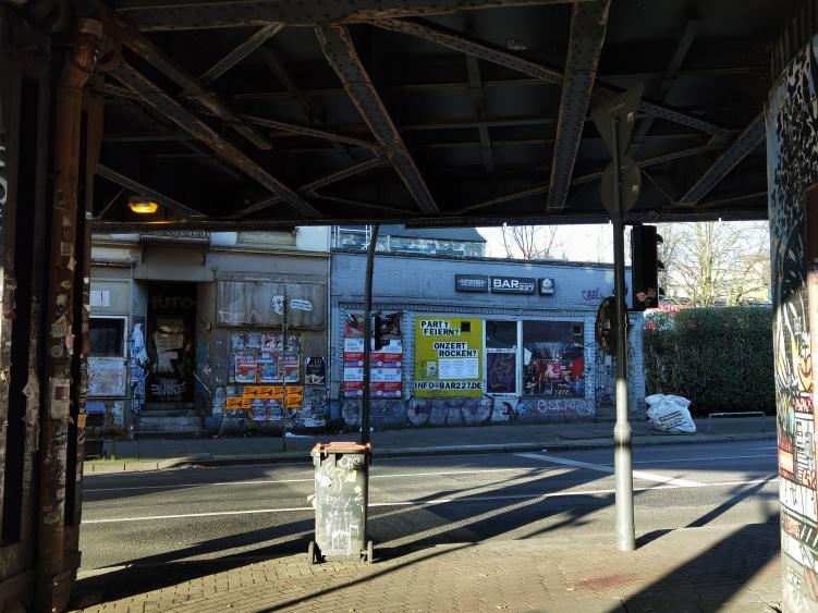 Musikklubs an der Sternbrücke