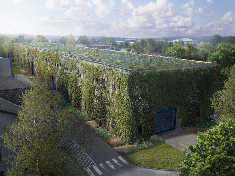 DESY Halle 36-Visualisierung2. Quelle-BUKEA, L+ Landschaftsarchitekten.