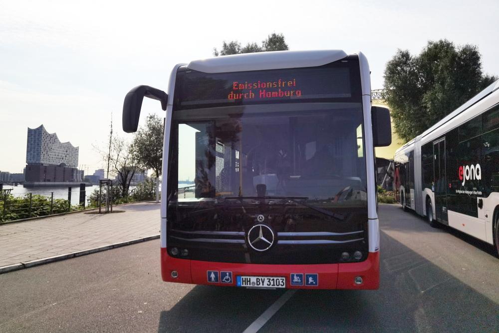 E-Gelenkbus