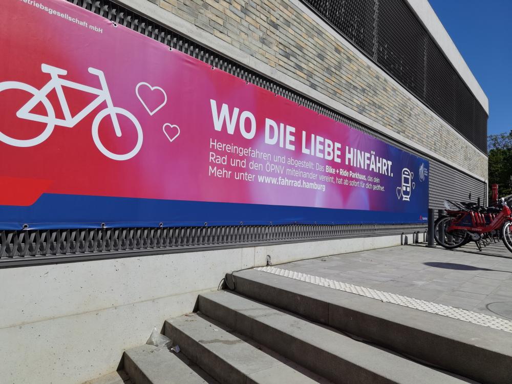 Fahrradparkhaus Kellinghusen