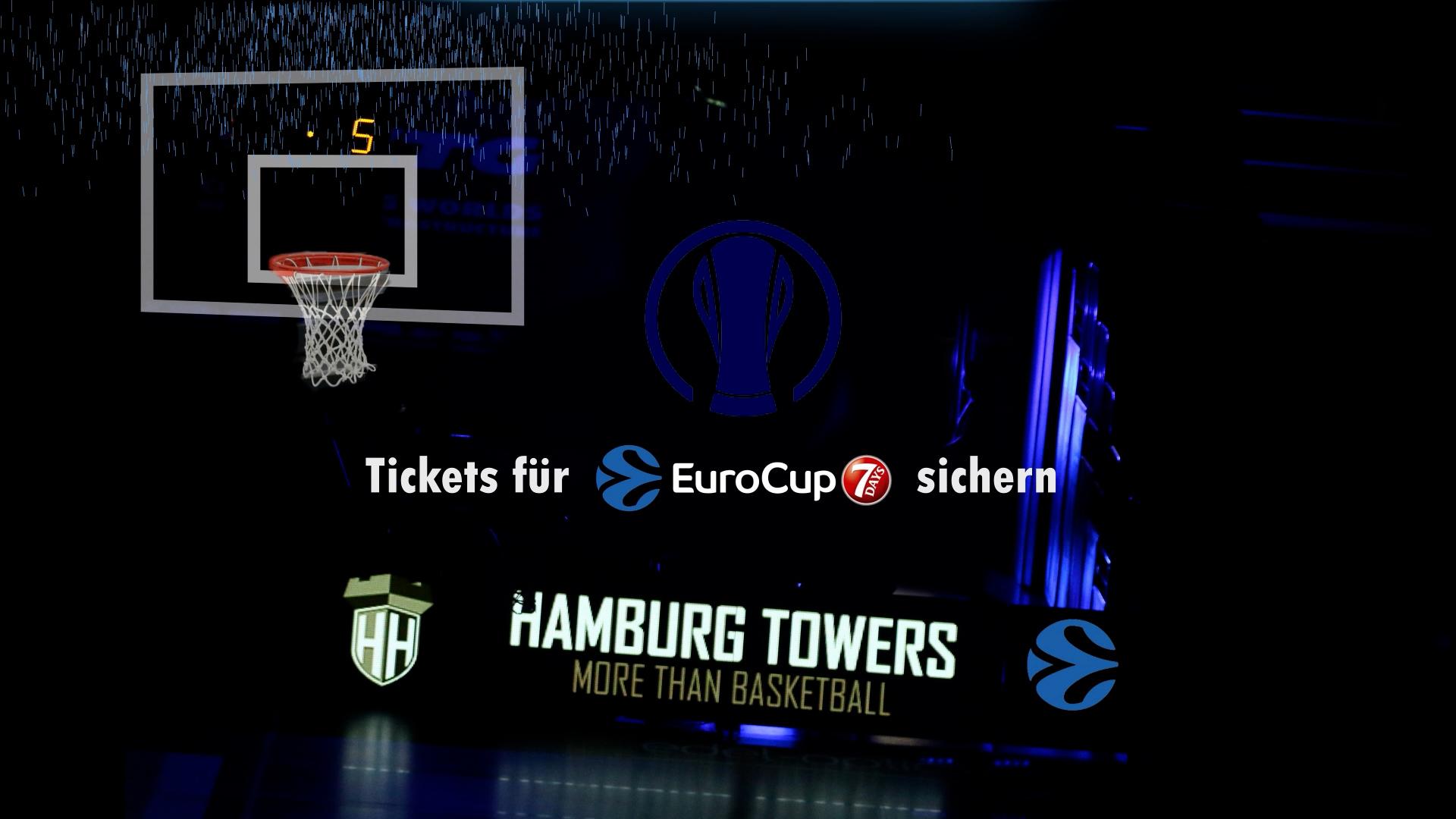 Hamburg Towers Eurocup Tickets