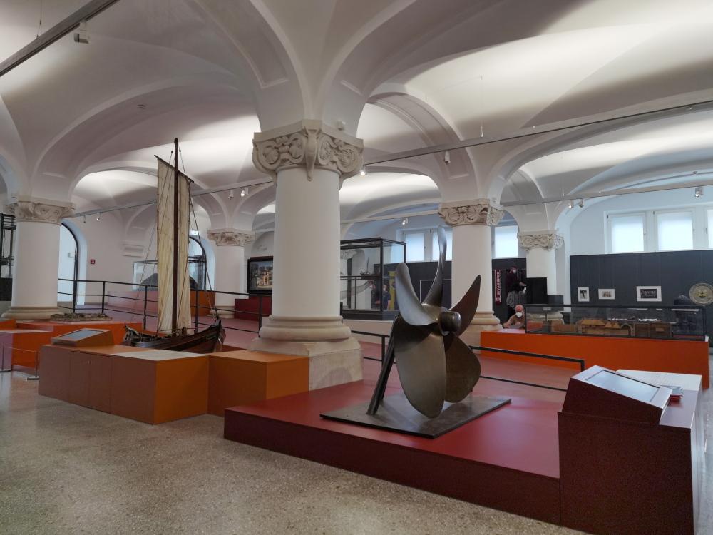 Säulenhalle Museum Altona