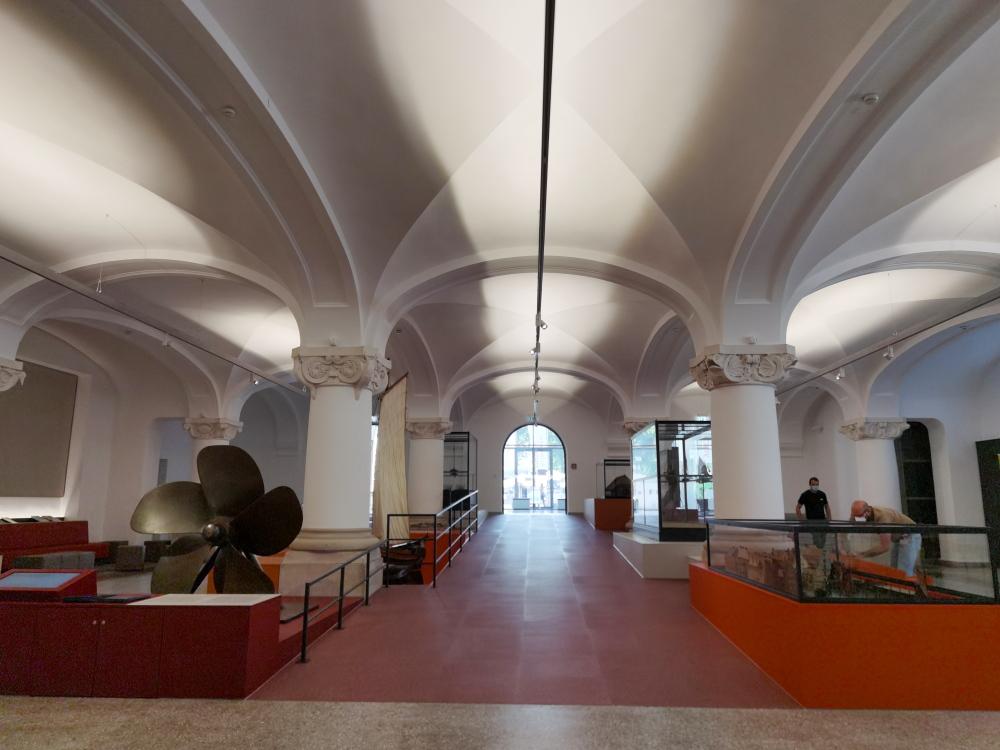Säulenhaööe Museum Altona