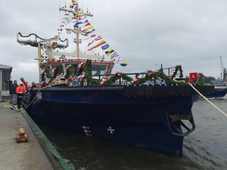 Feuerlöschboot Prag